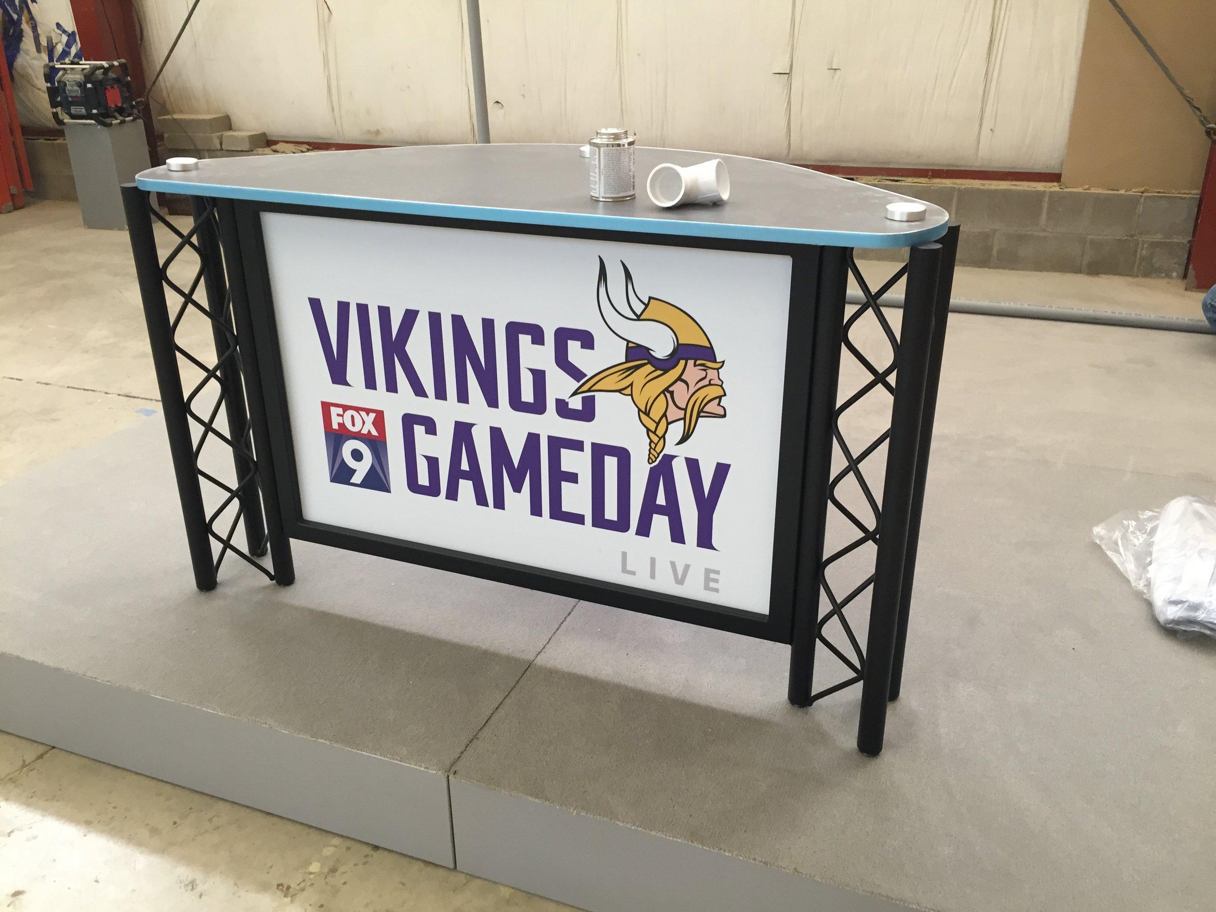Minnesota Vikings Graphic