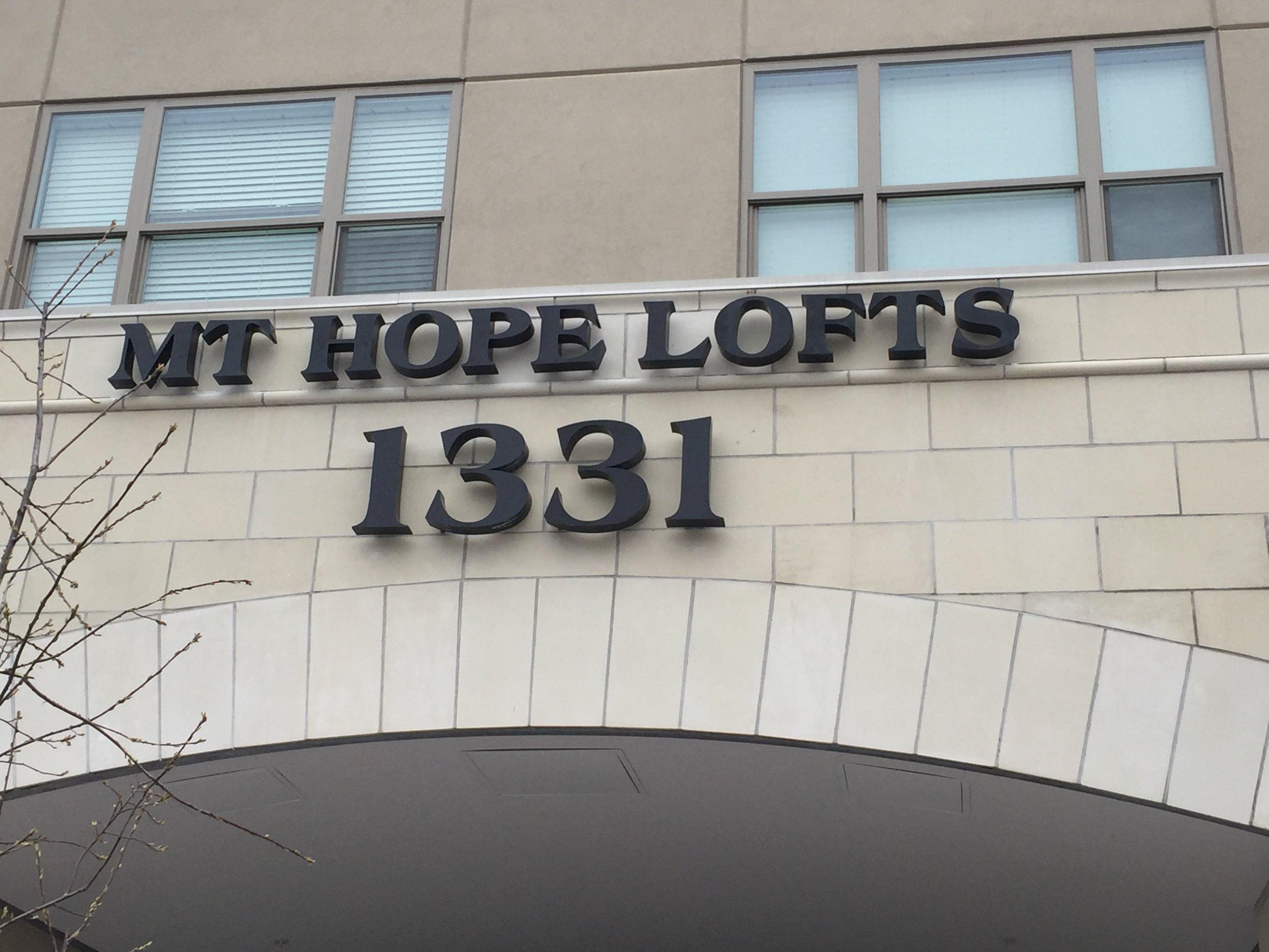 Mt Hope Lofts