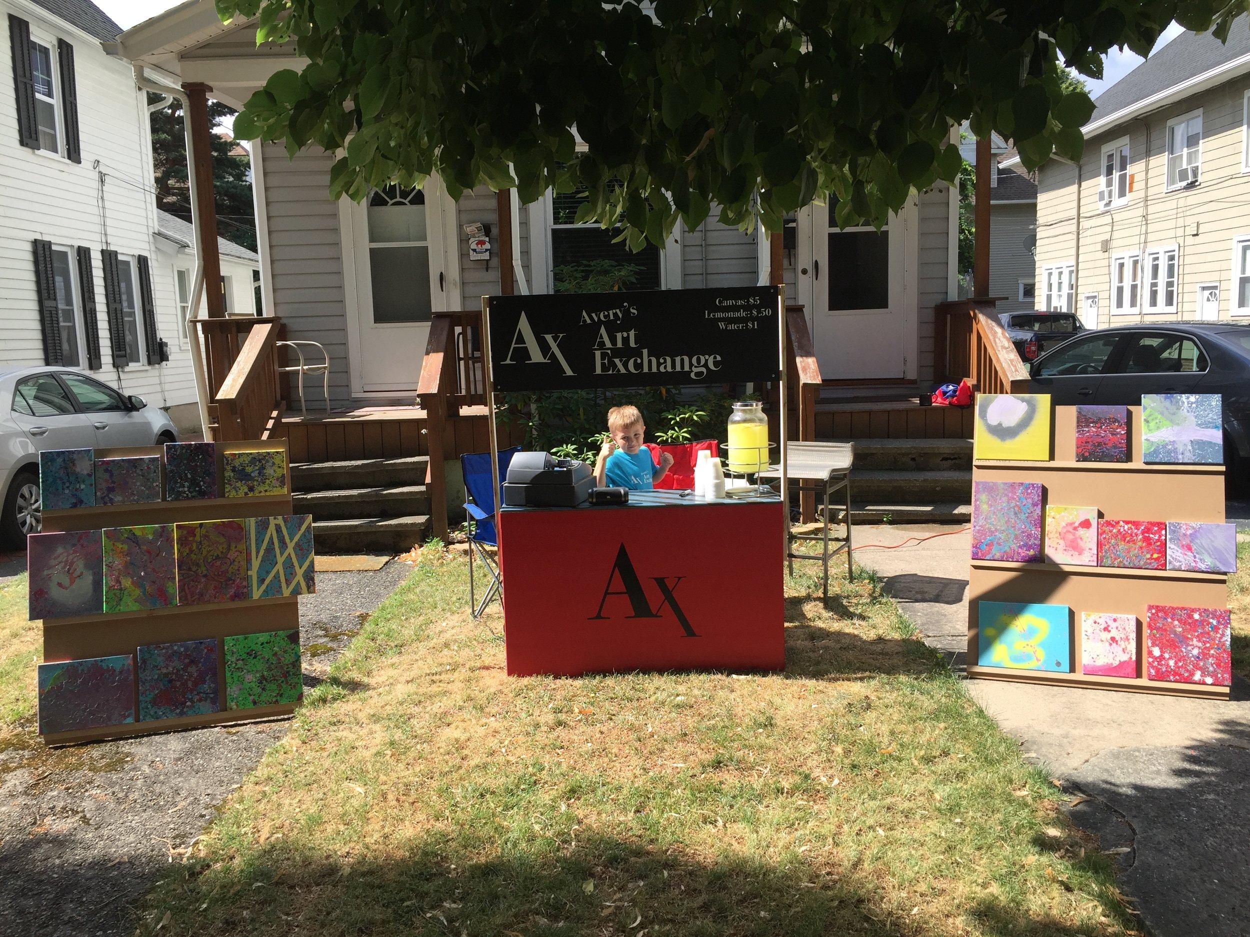 Avery's Art Exchange