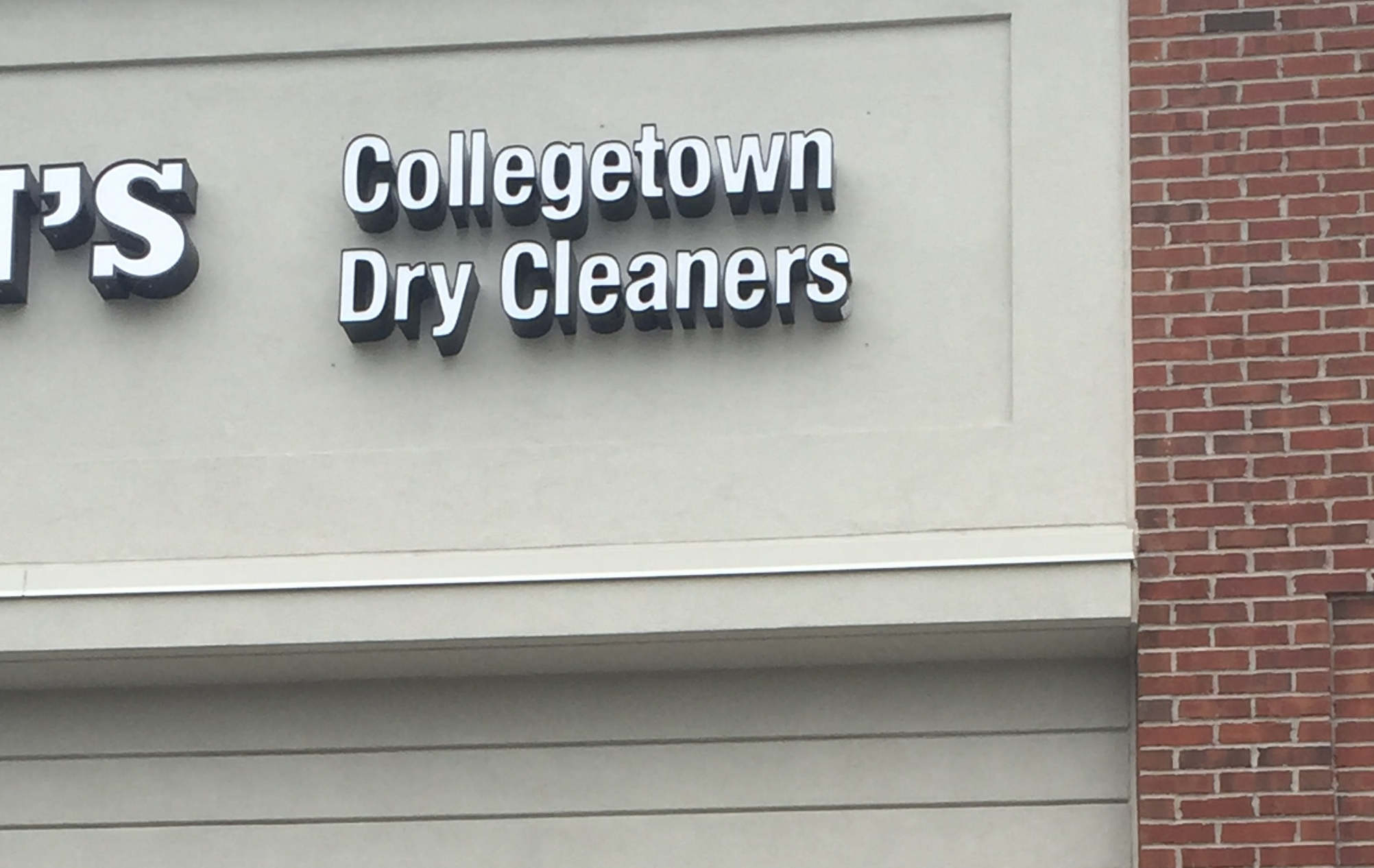 Collegetown Dry Cleaners