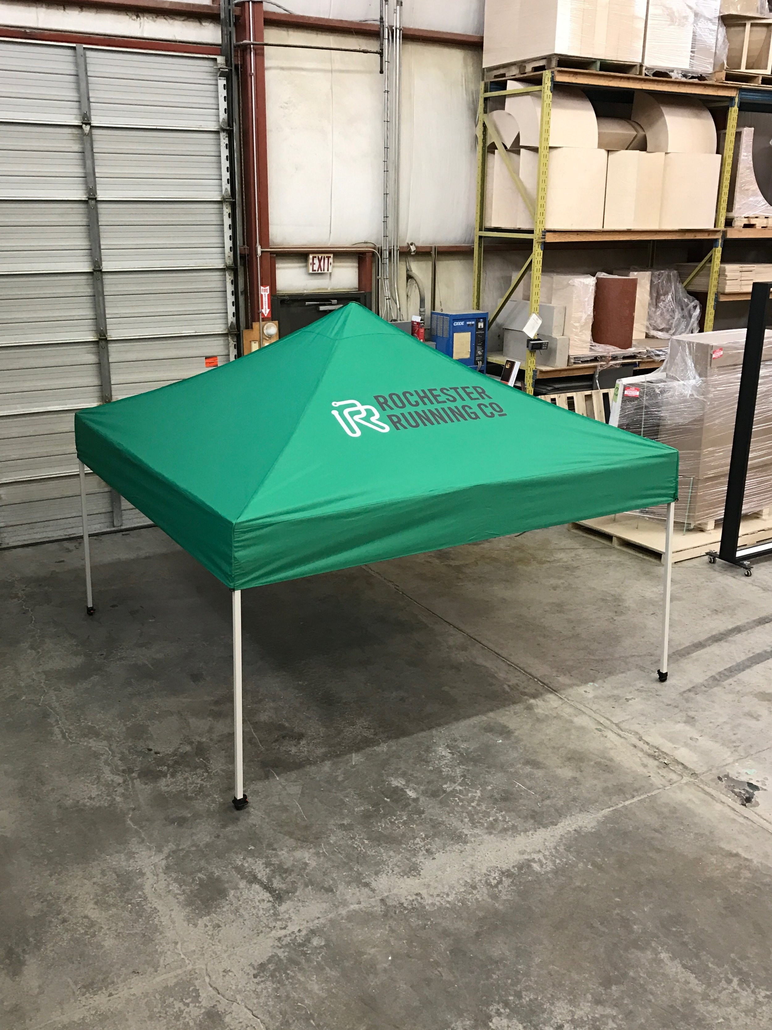 Event Tent With Your Logo