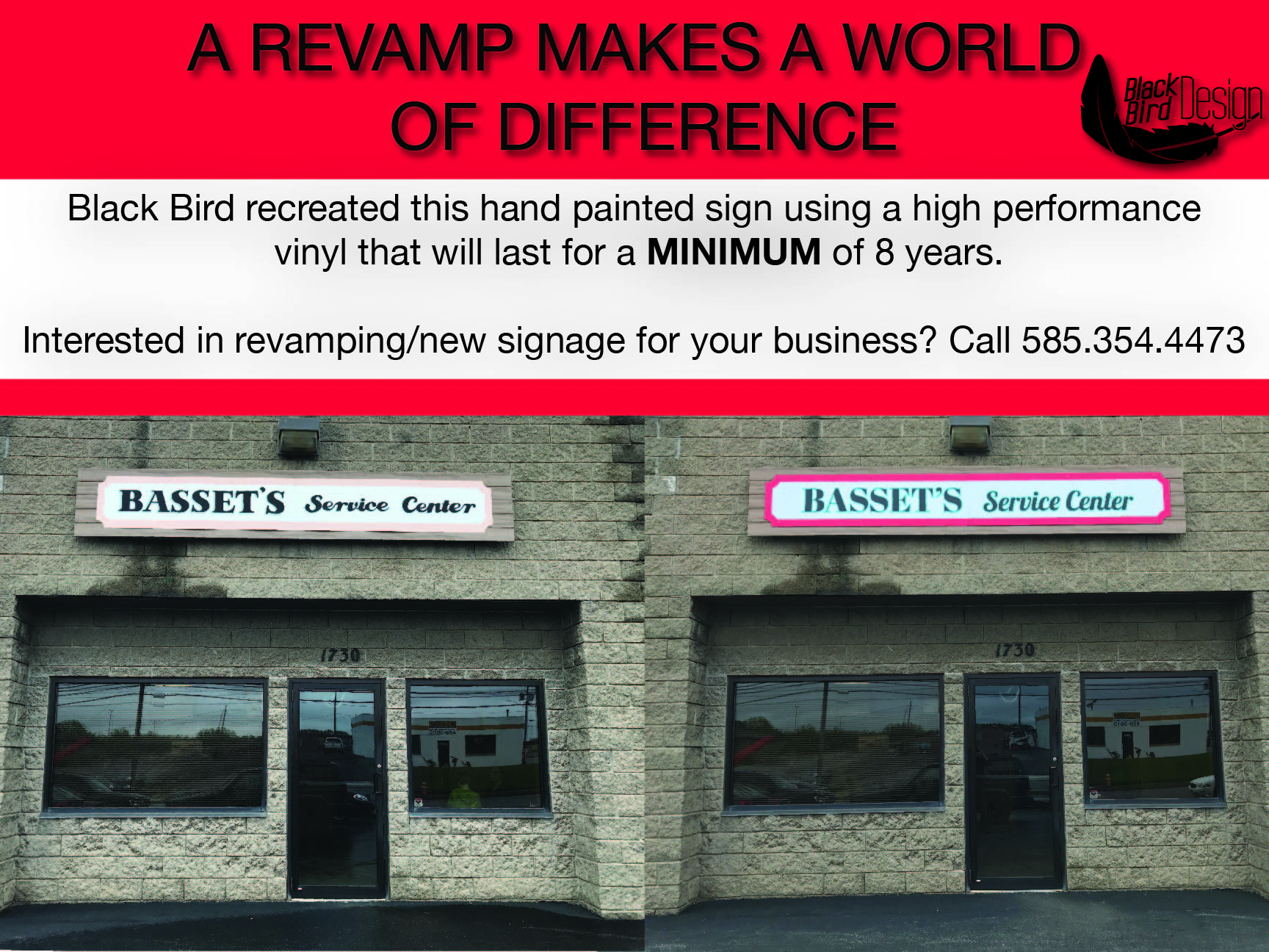Looking to Revamp Your Signage?