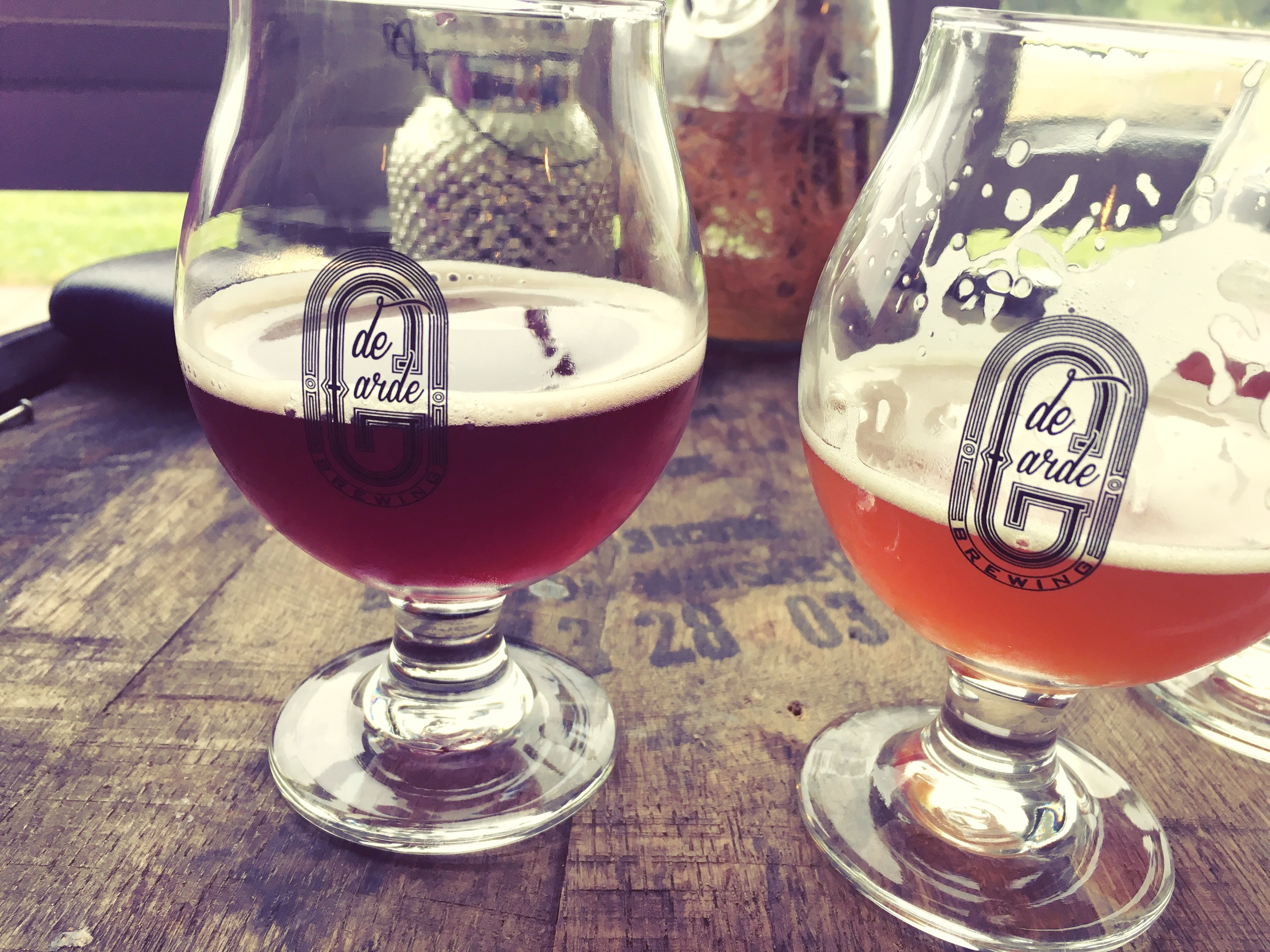 Portland Oregon Brewery and Food Tour Microbreweries Beer Cascade Brewery
