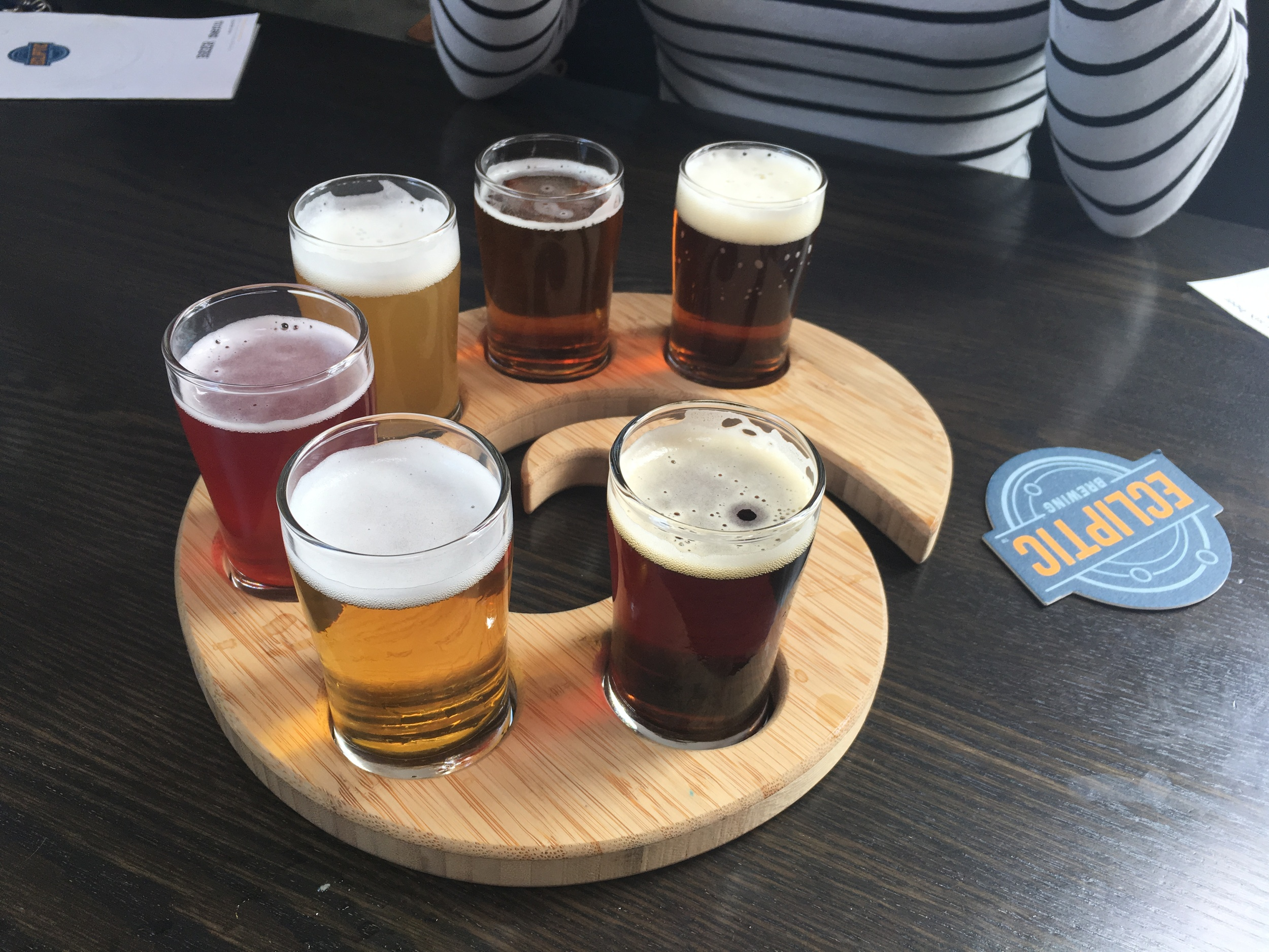 Portland Oregon Brewery and Food Tour Microbreweries Beer Ecliptic Brewery