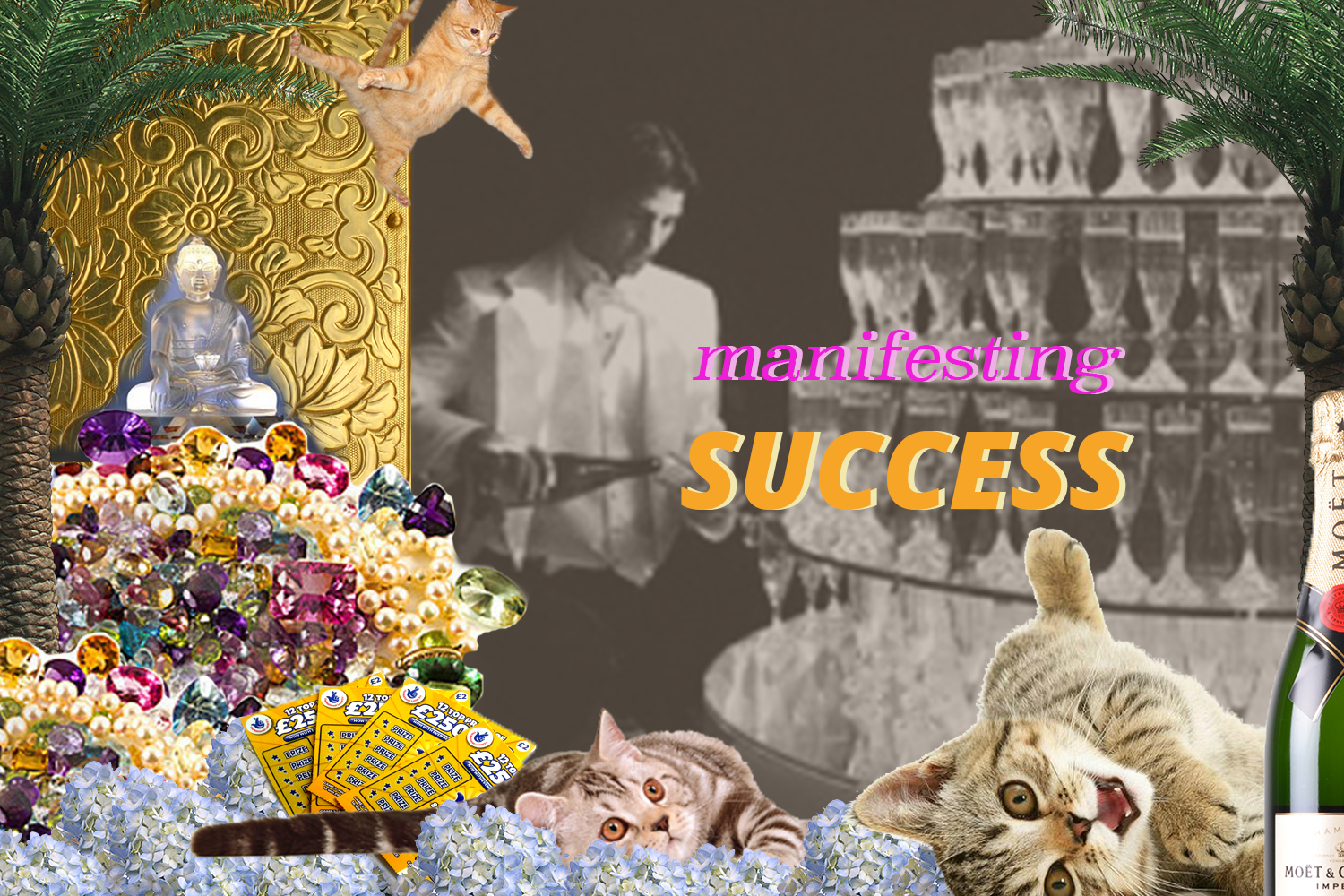 manifestation, manifesting success, success