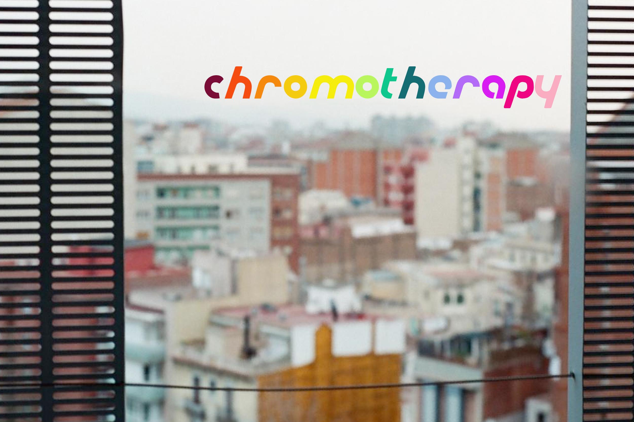 chromotherapy, colour therapy, color therapy, color, colour