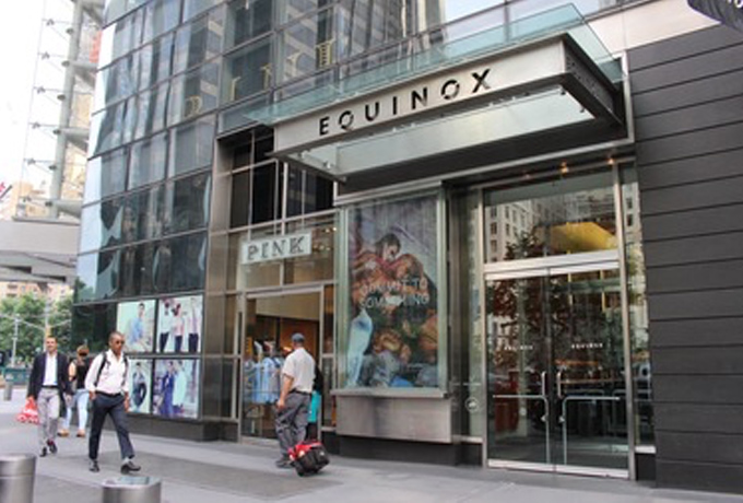 Equinox, Columbus Circle - Tuesdays, 12:00pm - 1:15pmGet Directions