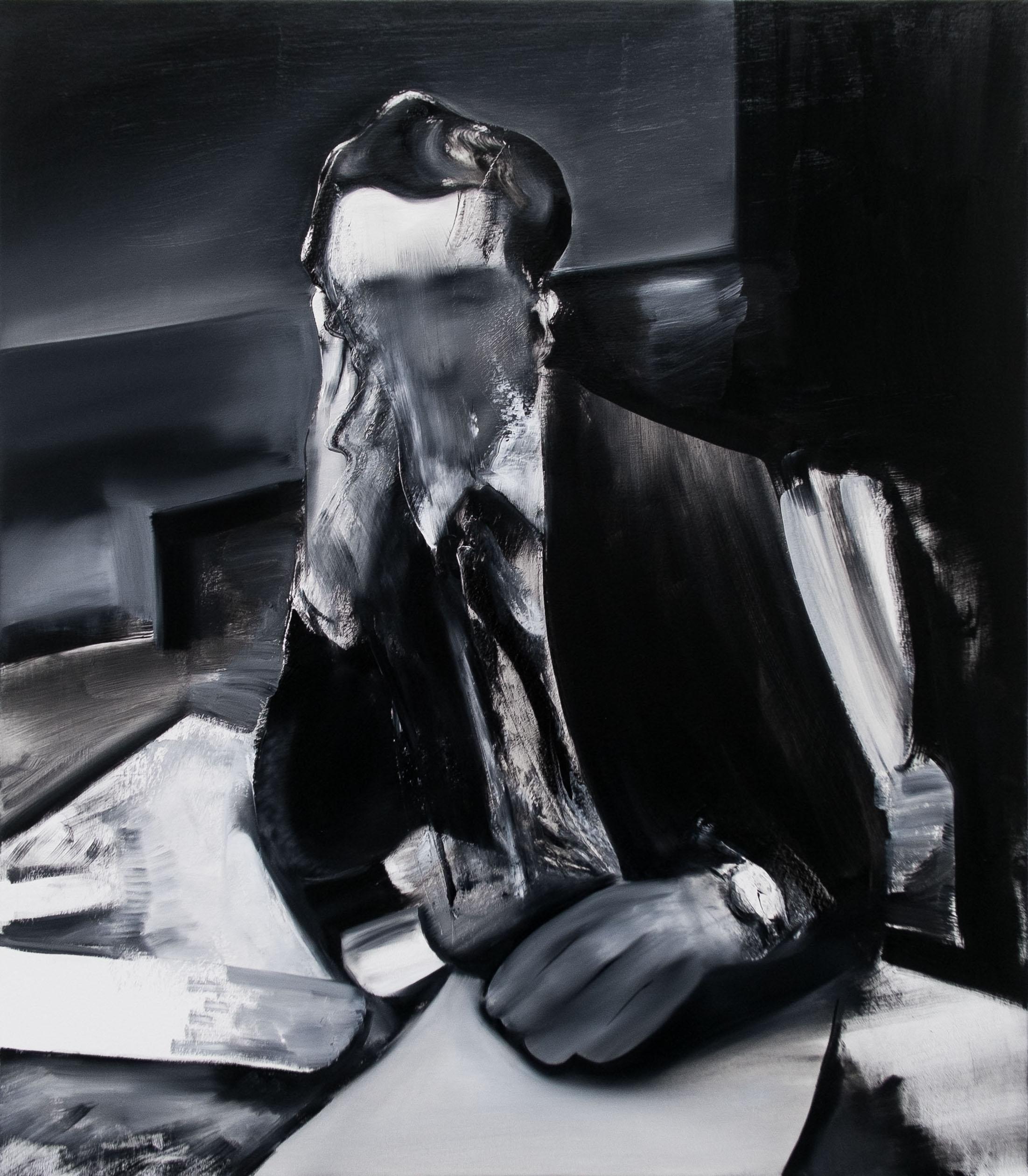 2019  Oil on canvas  80cm x 70cm