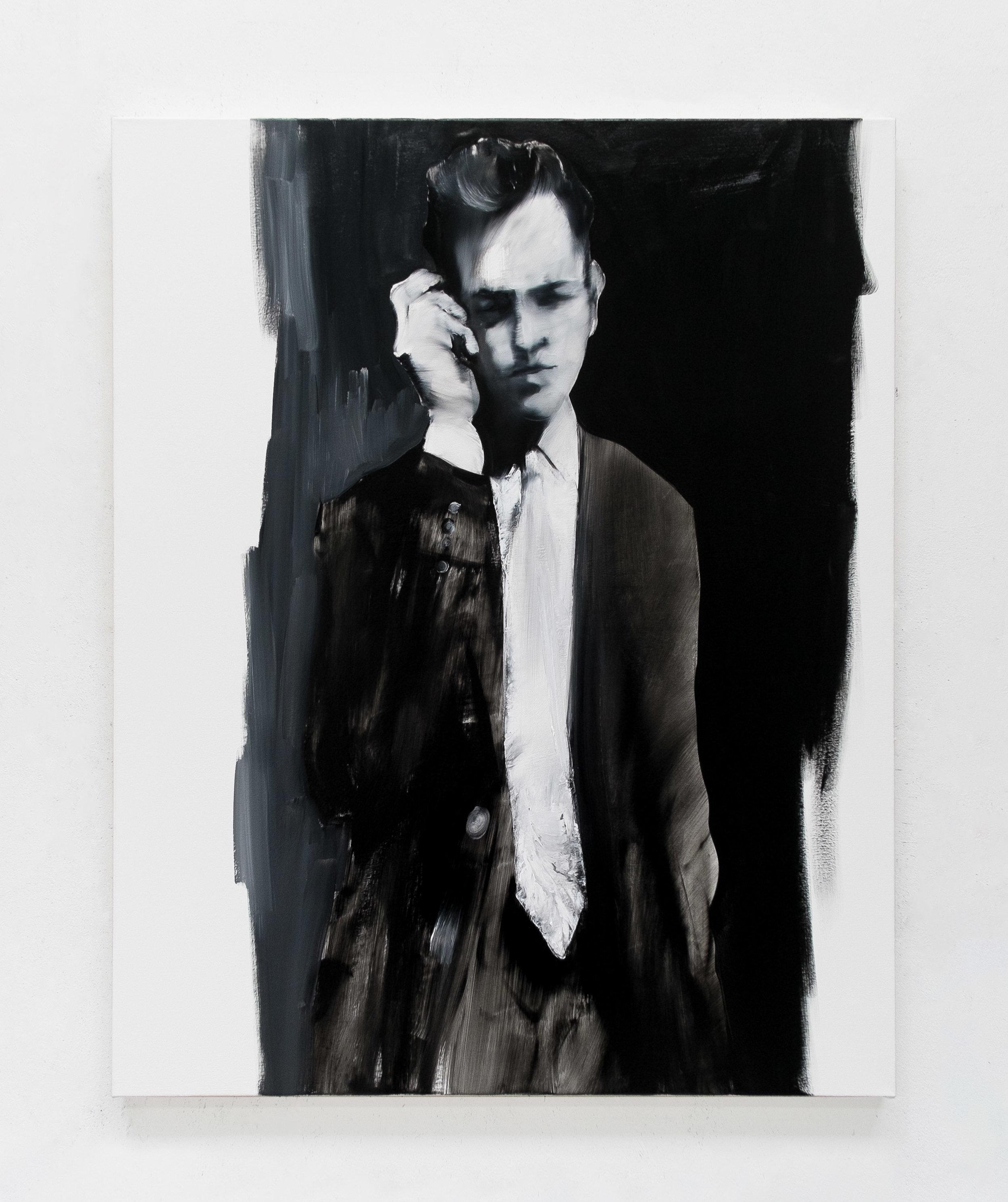 2019  Oil on canvas  100cm x 80cm