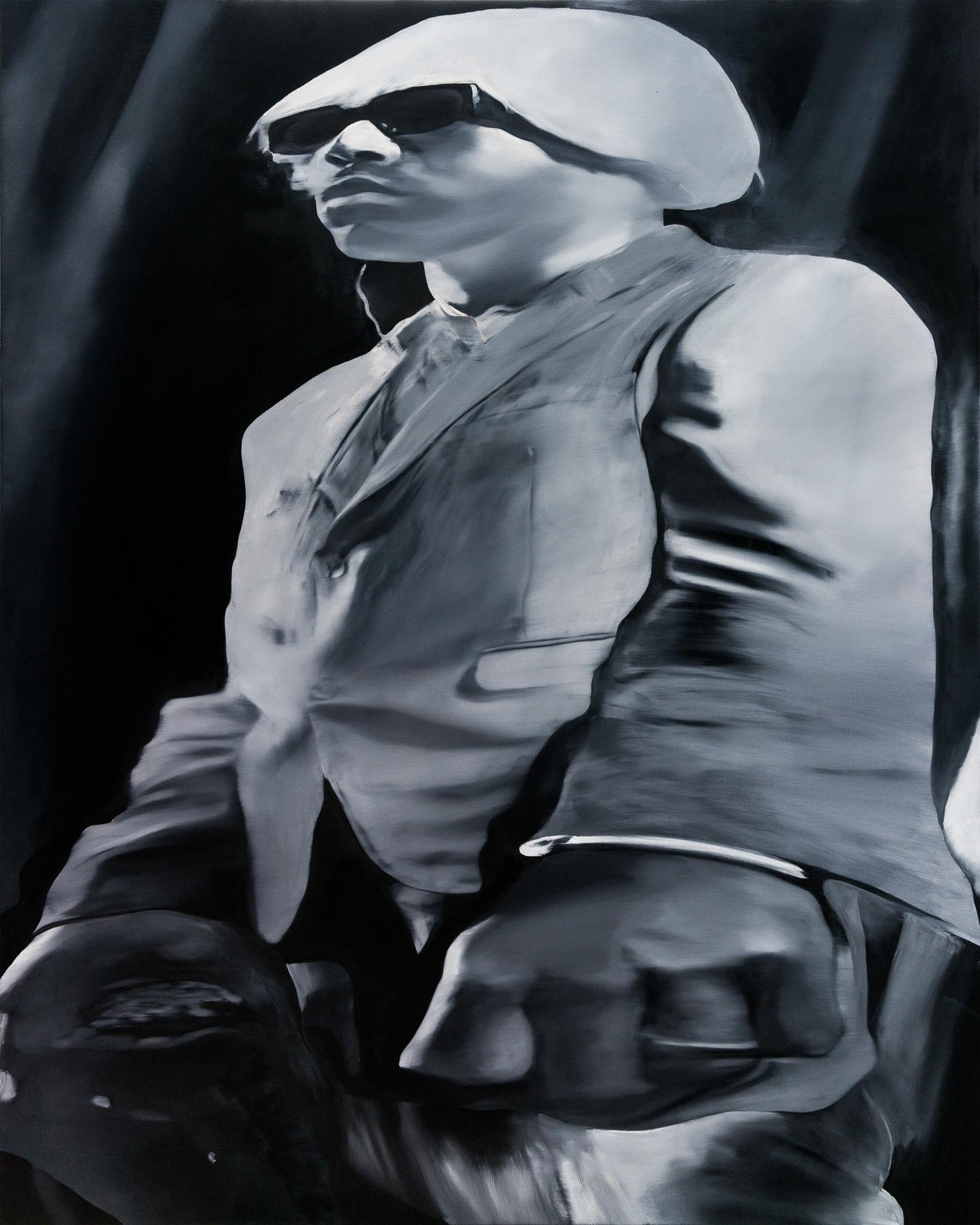 High Terrace , 2019  Oil on canvas  150 x 120 cm