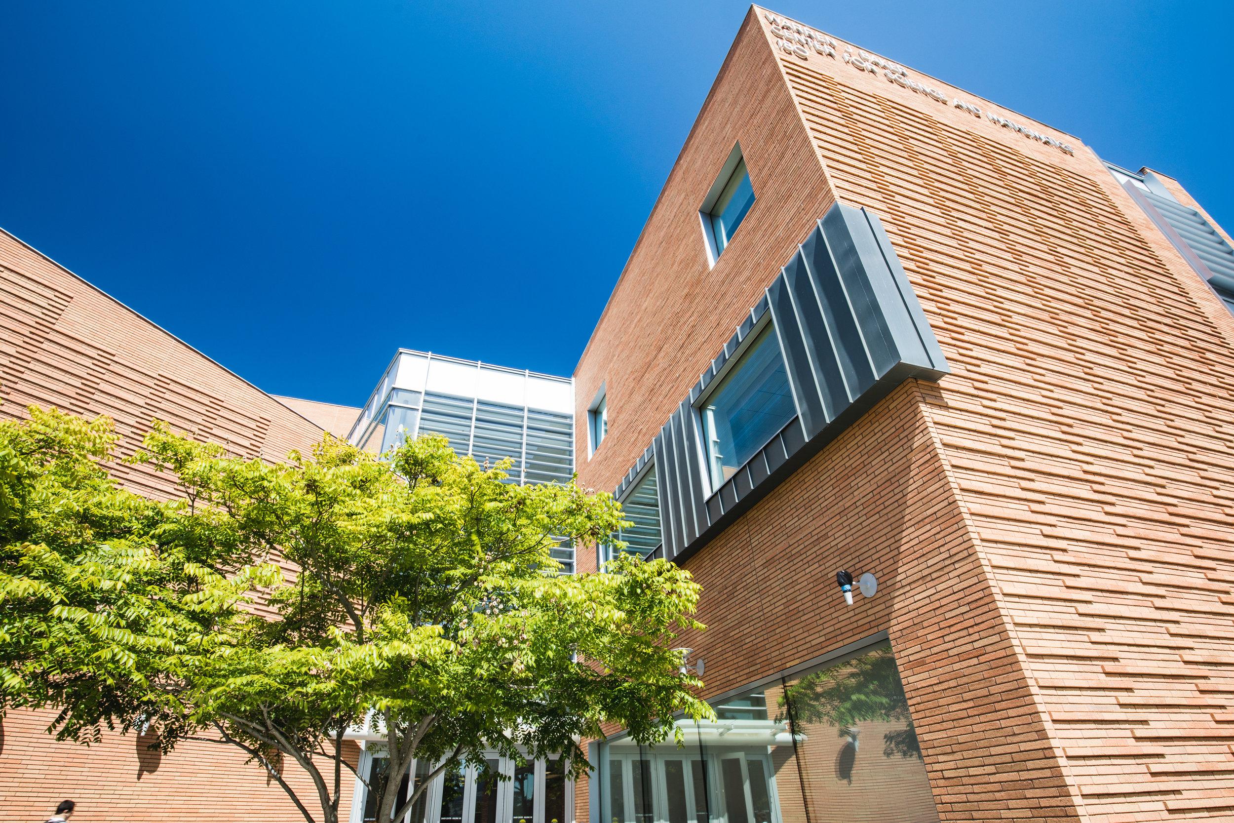 CAL POLY CENTER FOR SCIENCE - SAN LUIS OBISPO, CA