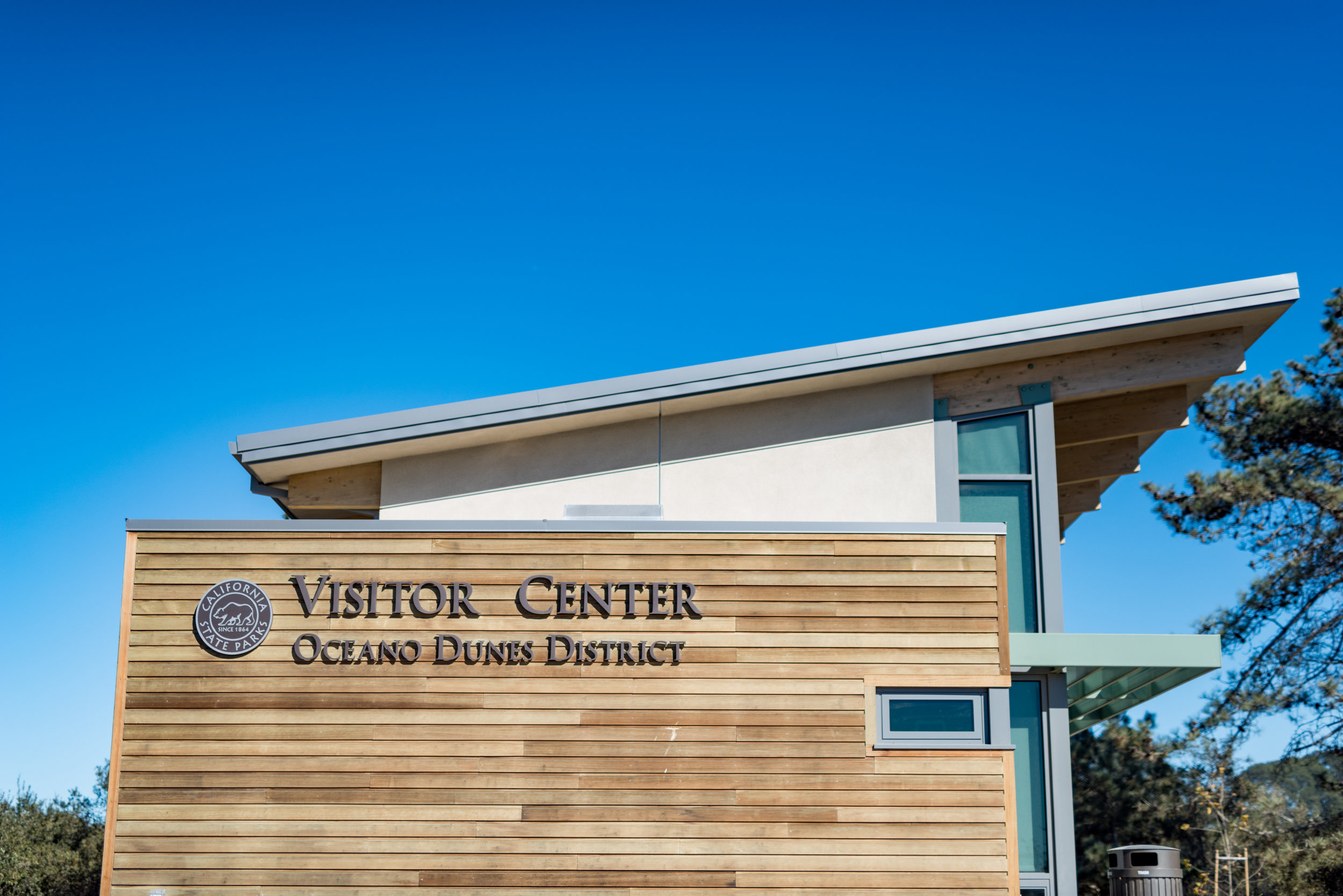 PISMO BEACH VISITOR CENTER - PISMO BEACH, CA