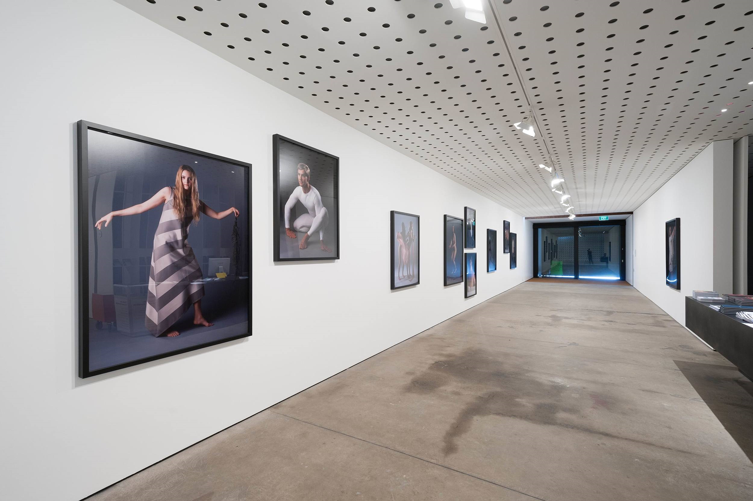 All installation photographs are by Ben Colson,2012 CCP exhibition documentation intern, supported by Manfrotto.