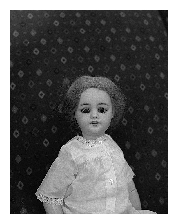 Mrs Van Valkenburg's Doll, 1998