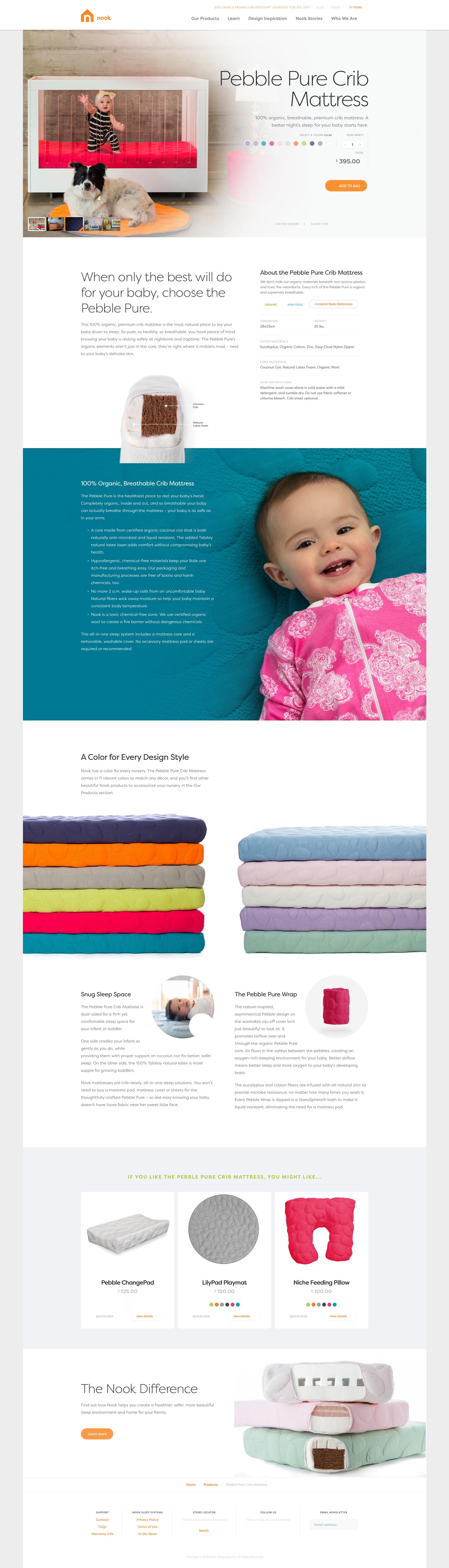Pebble Pure Crib Mattress | Nook Sleep Systems.jpg