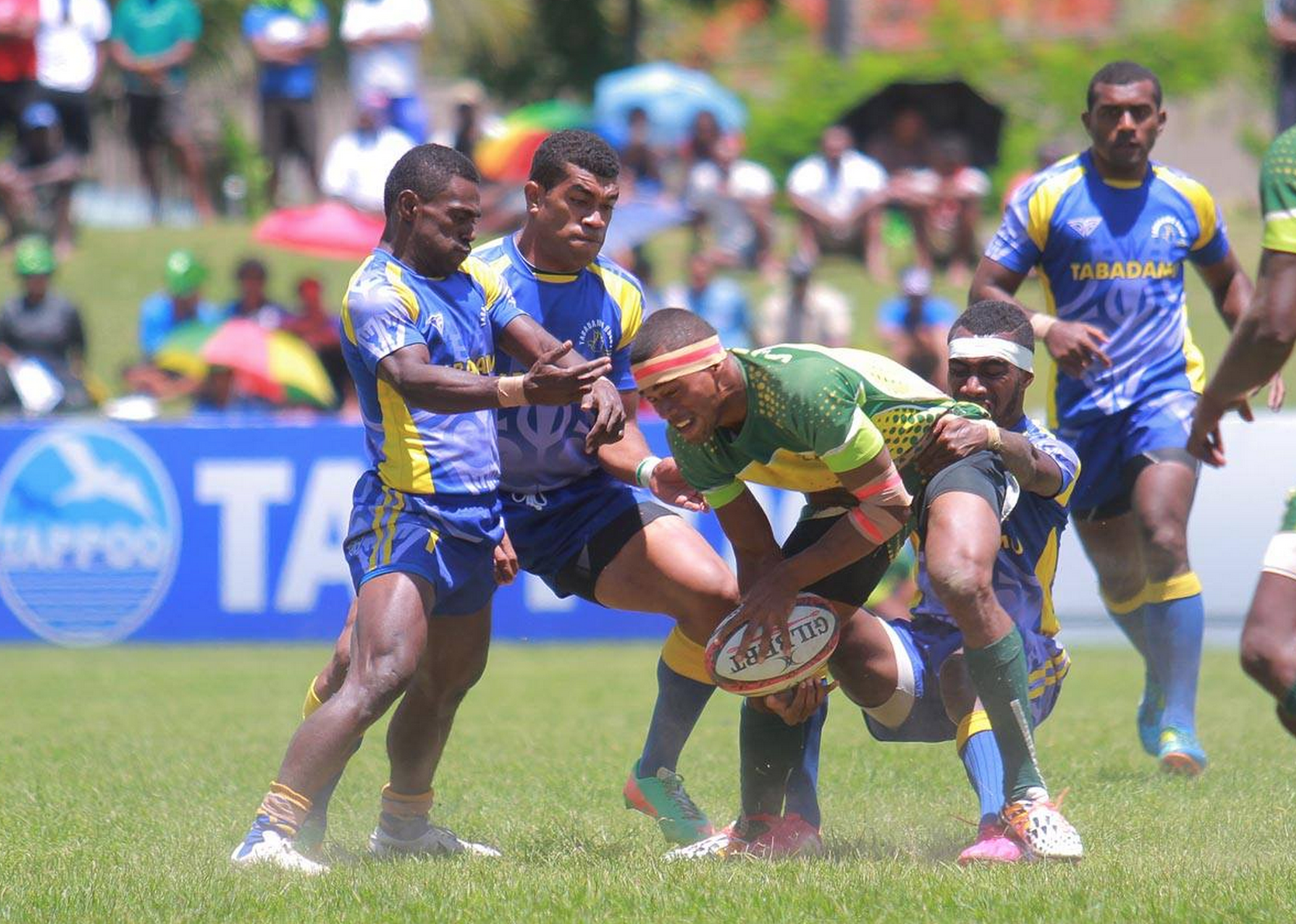 Fiji Coral Coast Sevens tournament matches will be played at Lawaqa Park, Coral Coast
