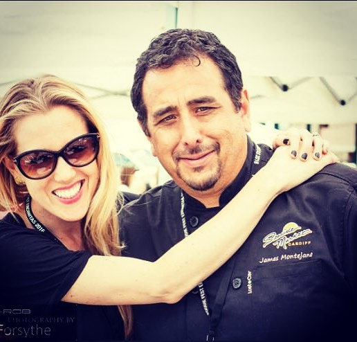 Encinitas Foodie Fest 2016 Jessica Waite Chef James Montejano .jpg
