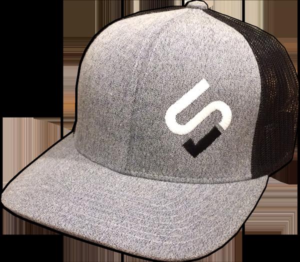 Grey Mesh Logo