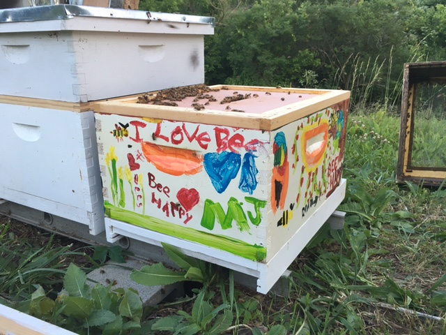 Waldorf School Host A Hive Gaiser Bee Co