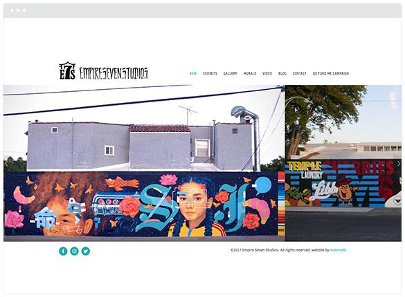 Empire Seven Studios  • San Jose