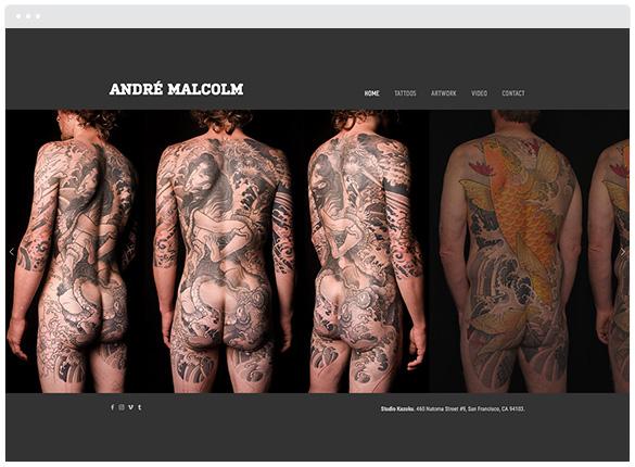 Andre Malcolm  • San Francisco