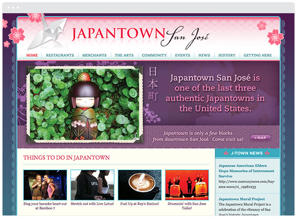 Japantown San Jose  • San Jose