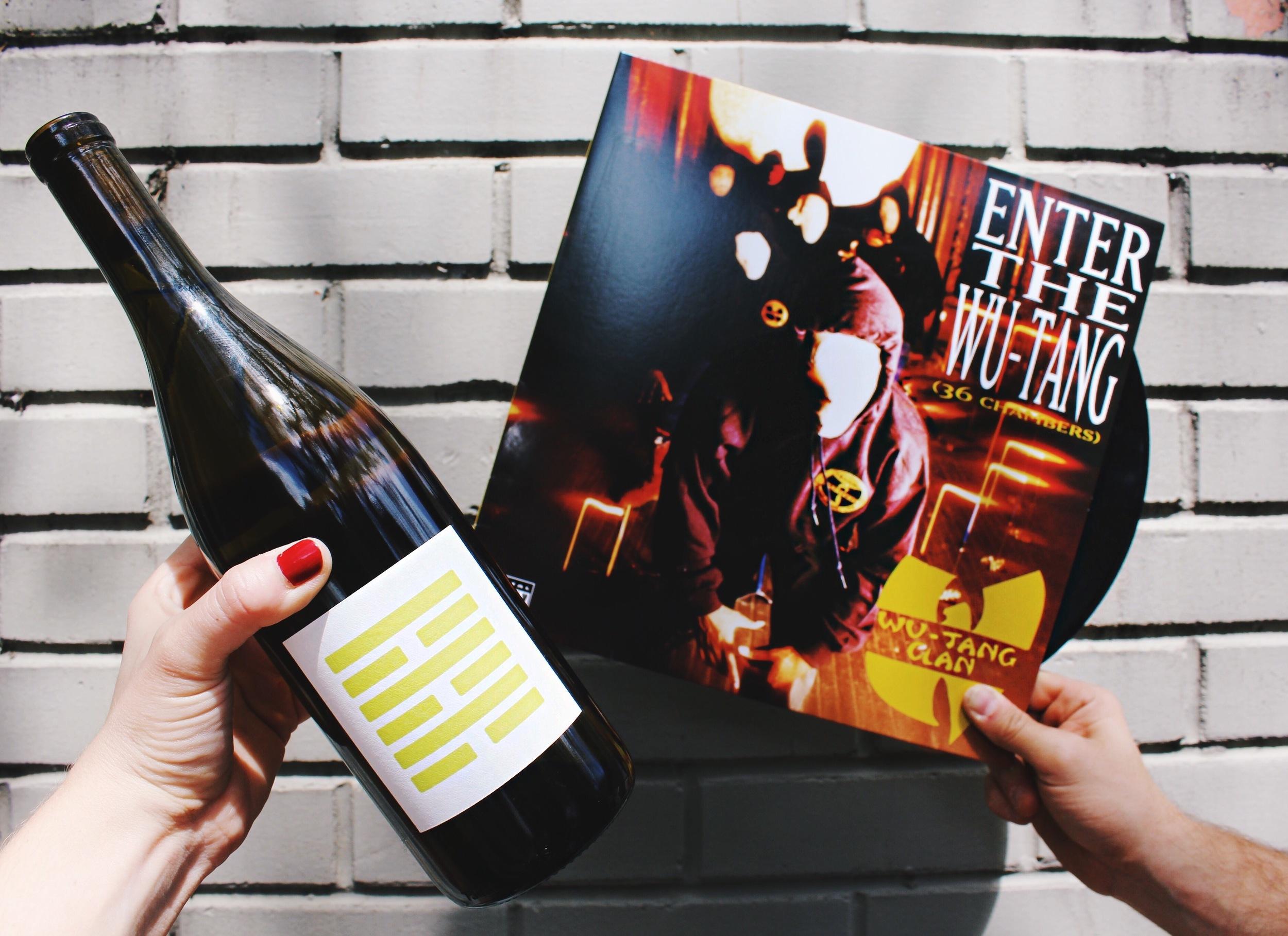 Wu-Tang and Wine