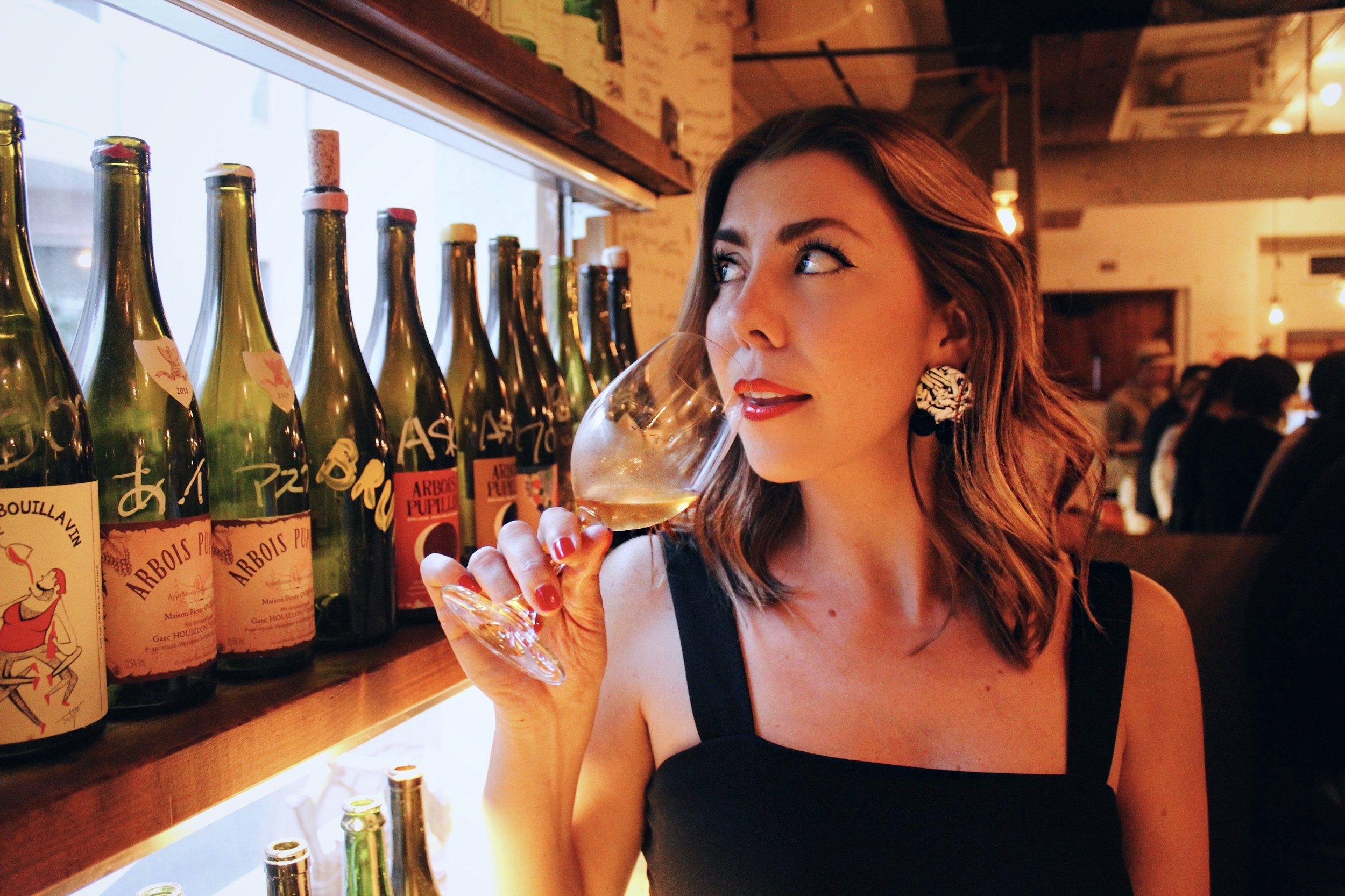 natural wine tokyo