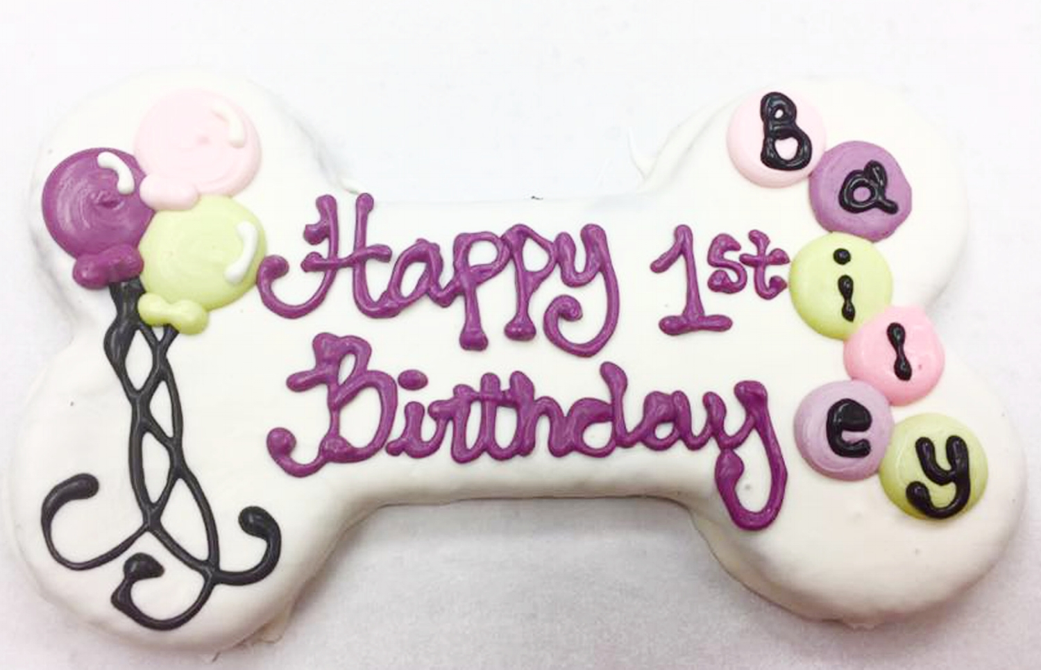 Birthday Cakes & Treats -