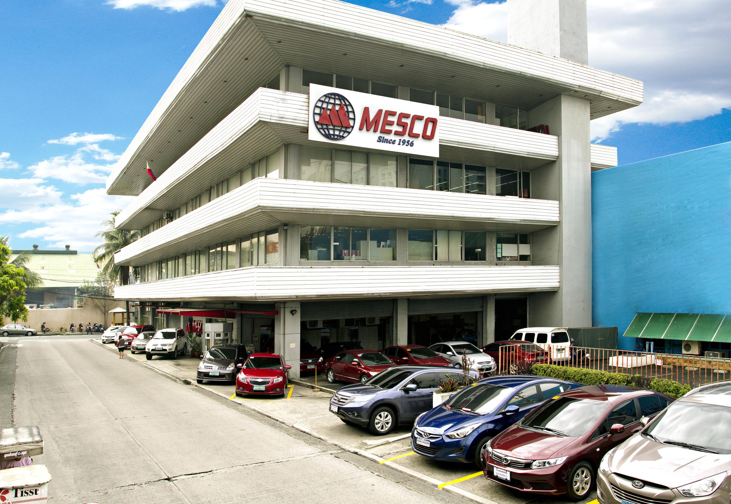 MESCO HEADQUARTERS in PASIG CITY, mETRO manila