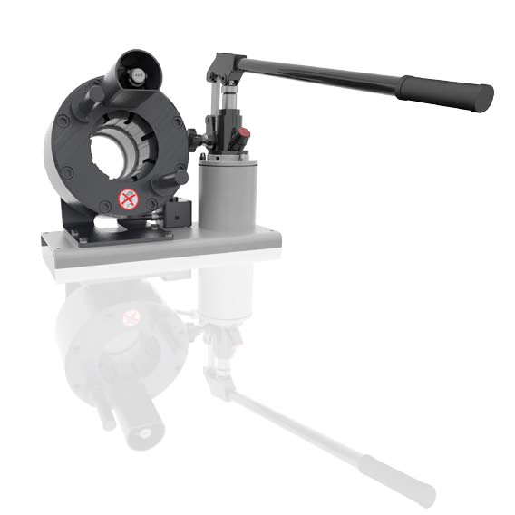 h crimp 137 manual crimping machine