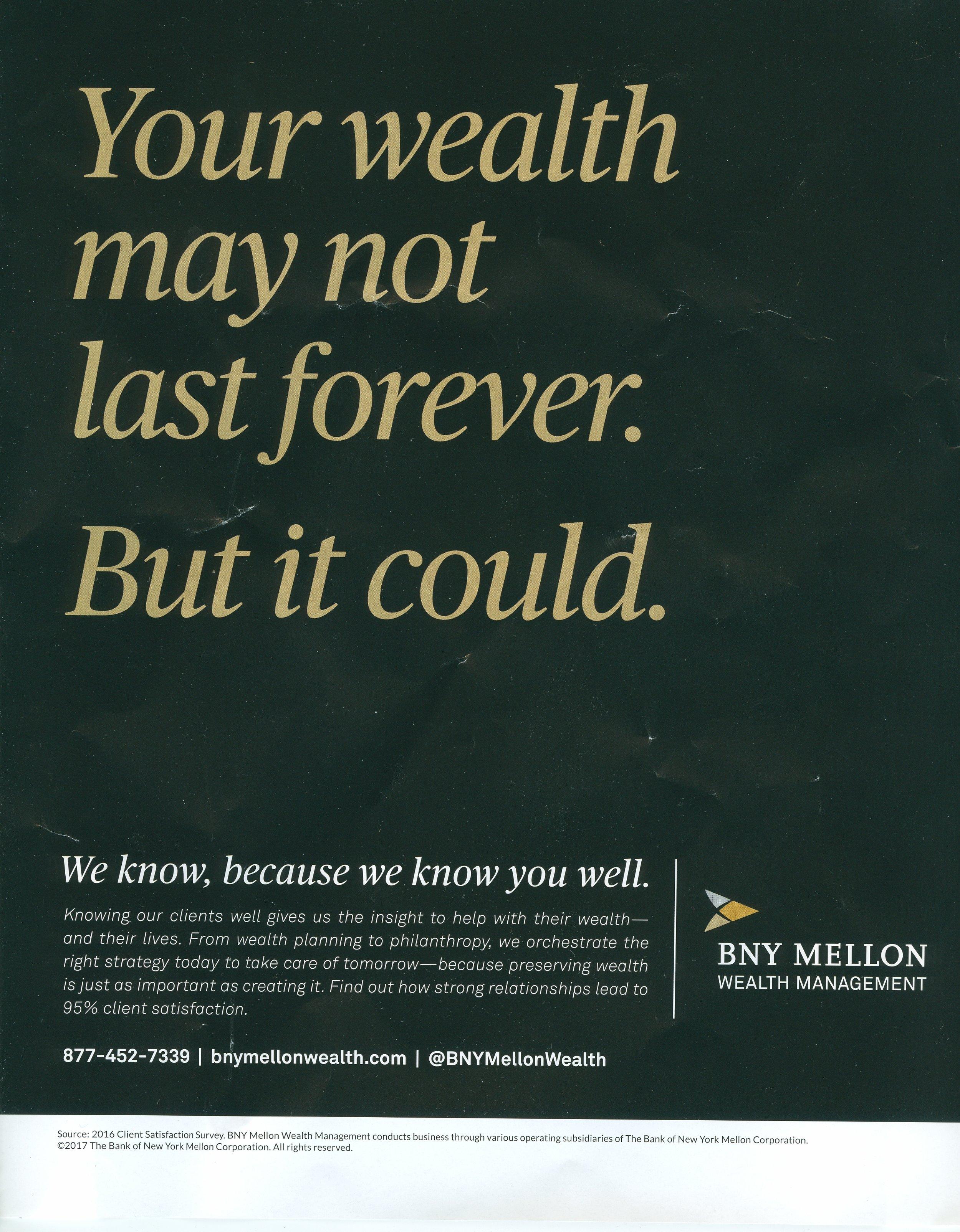 Wealth Management (2017)