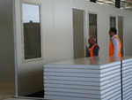 Relocatable Building Production Line
