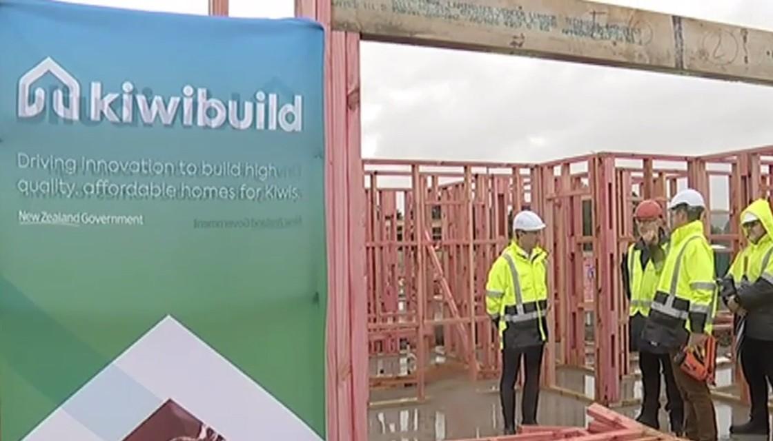 Kiwibuild Program for Affordable Homes