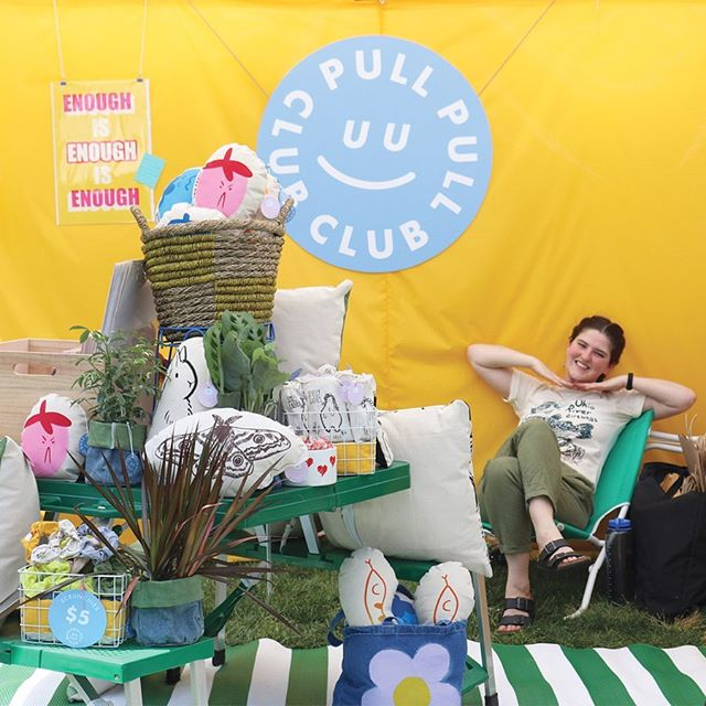 Put your sunscreen on and come hang with us @thecityflea this Saturday, 8/17! We'll have restocks of our nature shirts, denim totes, a bunch of pillows, and more! PLUS, we're showcasing our friend @motherlodekombucha who will be there to sling some cold booch and show off her new branding (done by yours truly) so SEE YOU THERE! 🌞🌞🌞