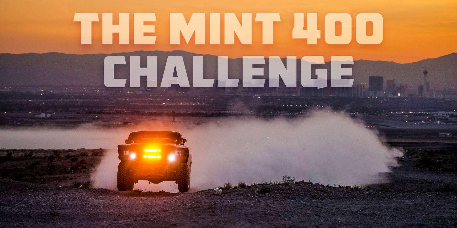Mint 400 Challenge