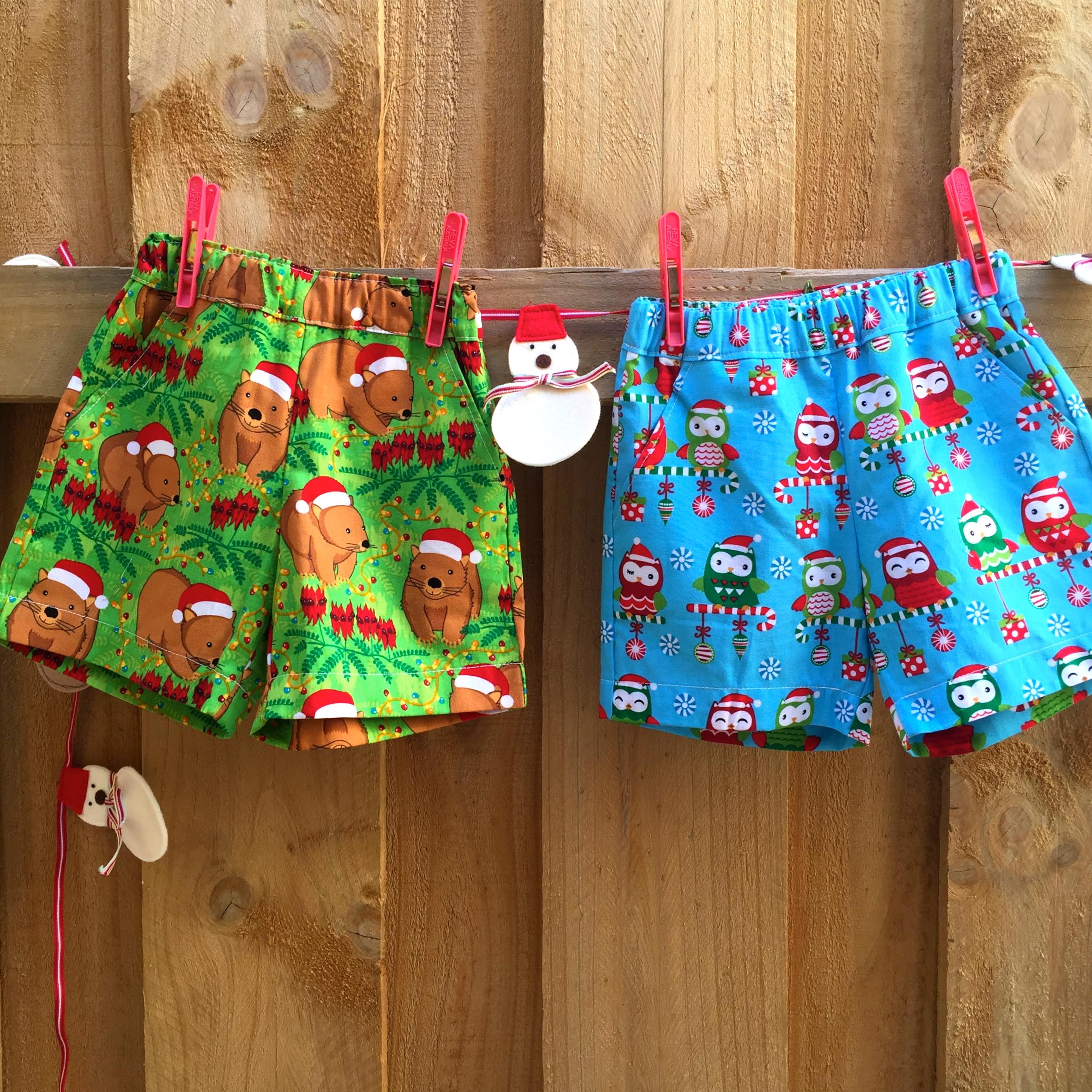 Christmas Shorts