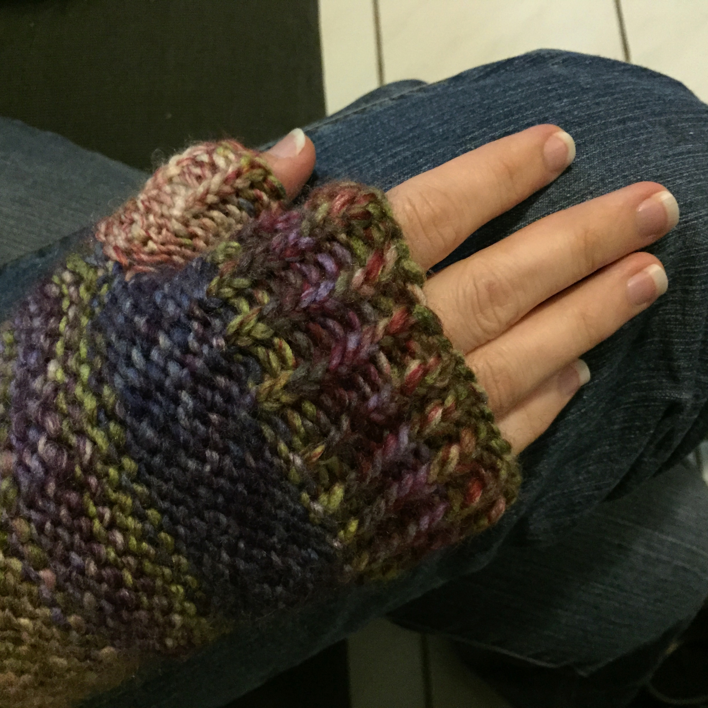 Winter Wrist Warmers