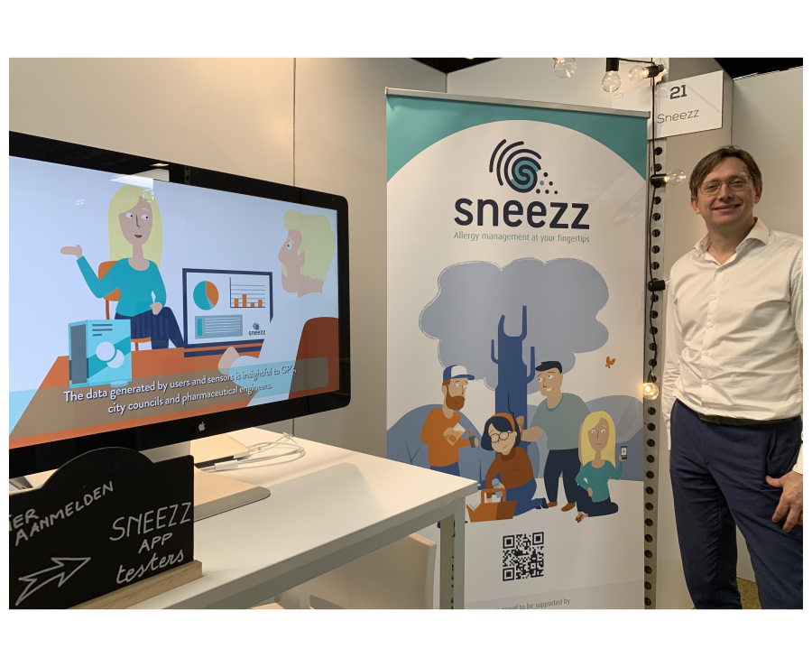 Sneezz op Happy Aging Day 2019