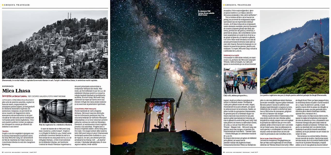 Mica Lhasa. National Geographic Traveler, vara 2015