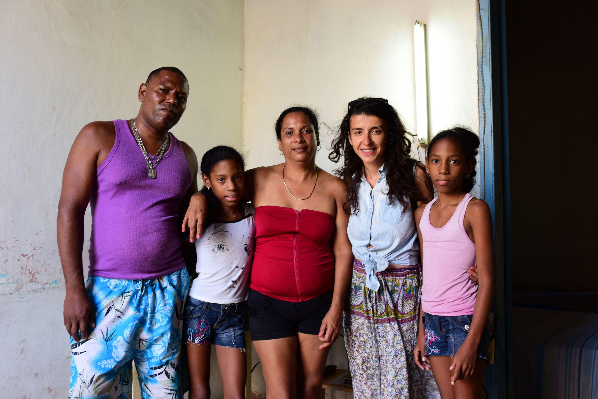 familia cubaneza
