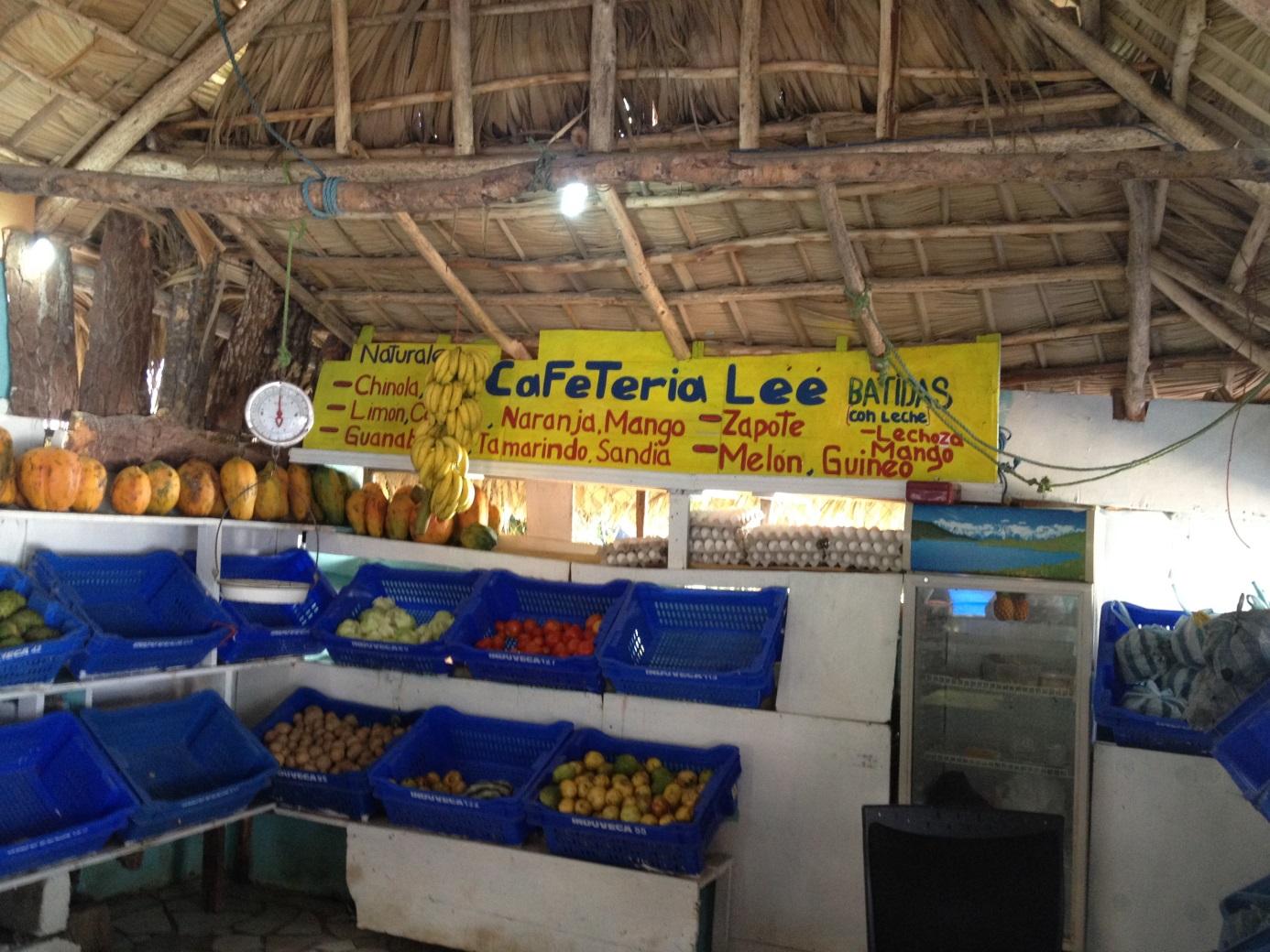 cafeteria lee dominicana