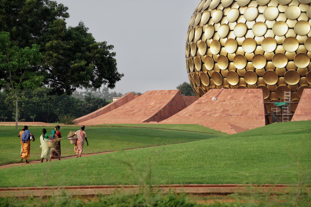 Matrimandir - the soul of Auroville