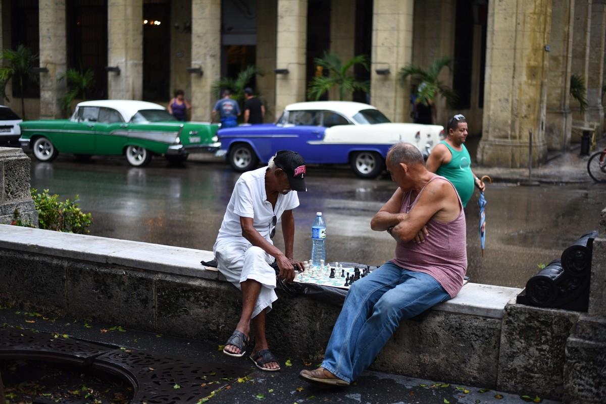 pe strazile Havanei
