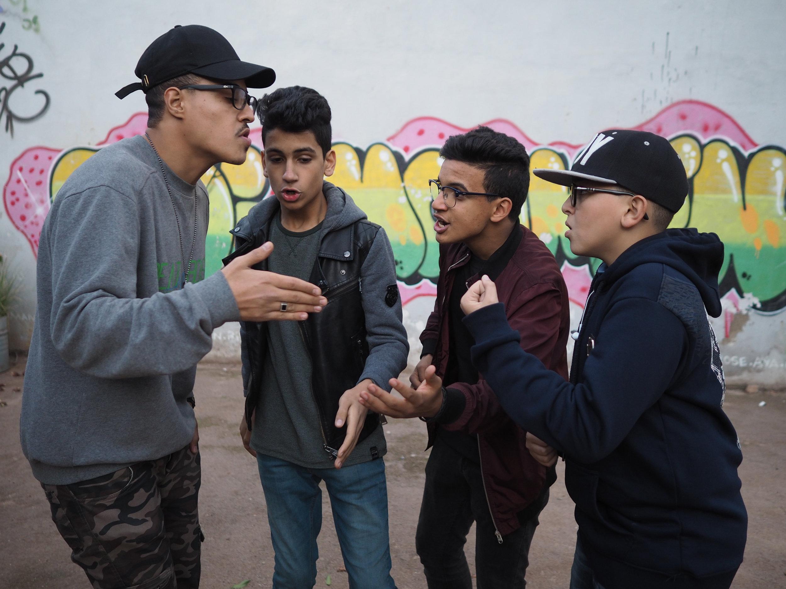 beatboxer morroco