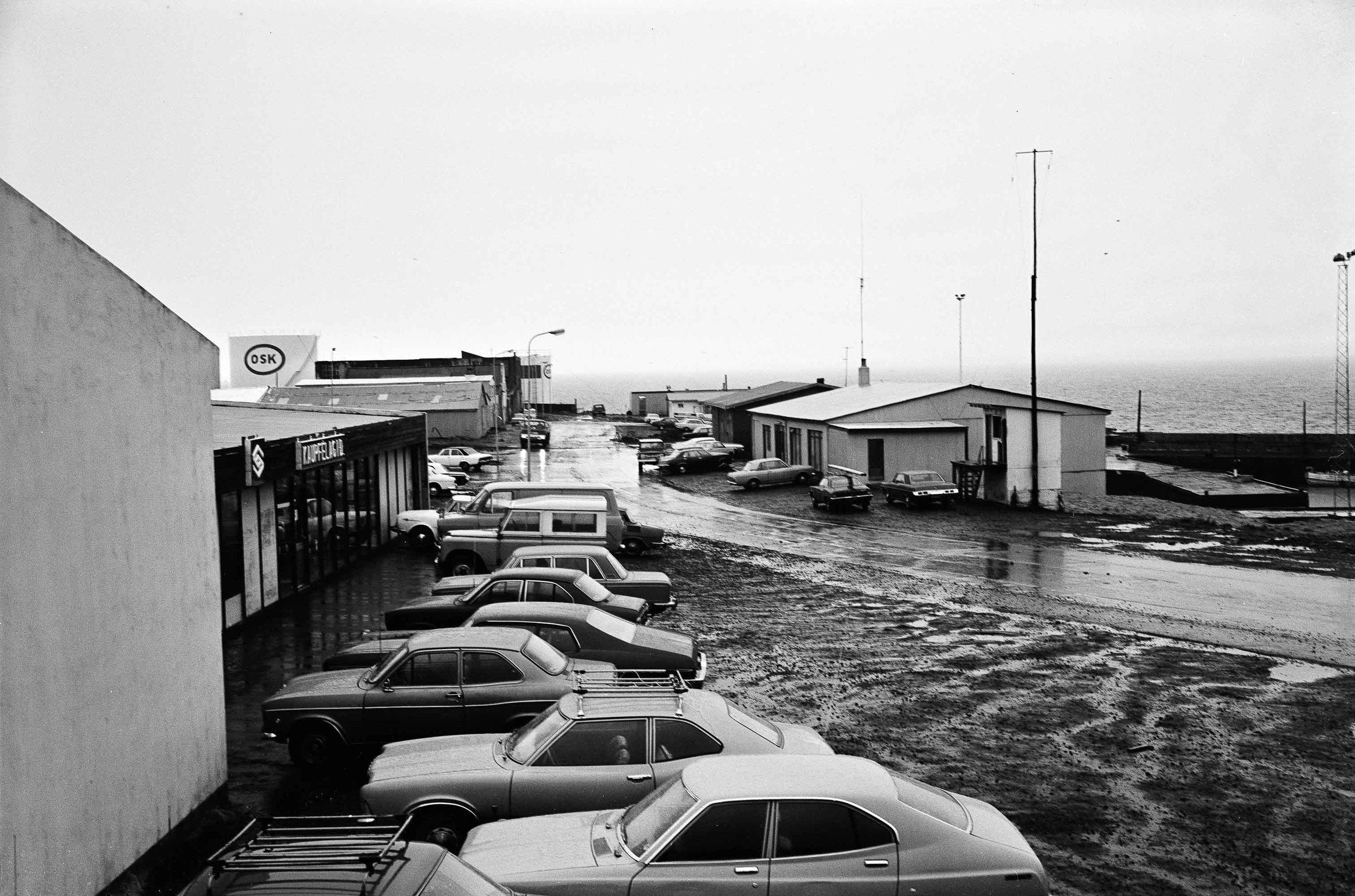 Keflavik harbour