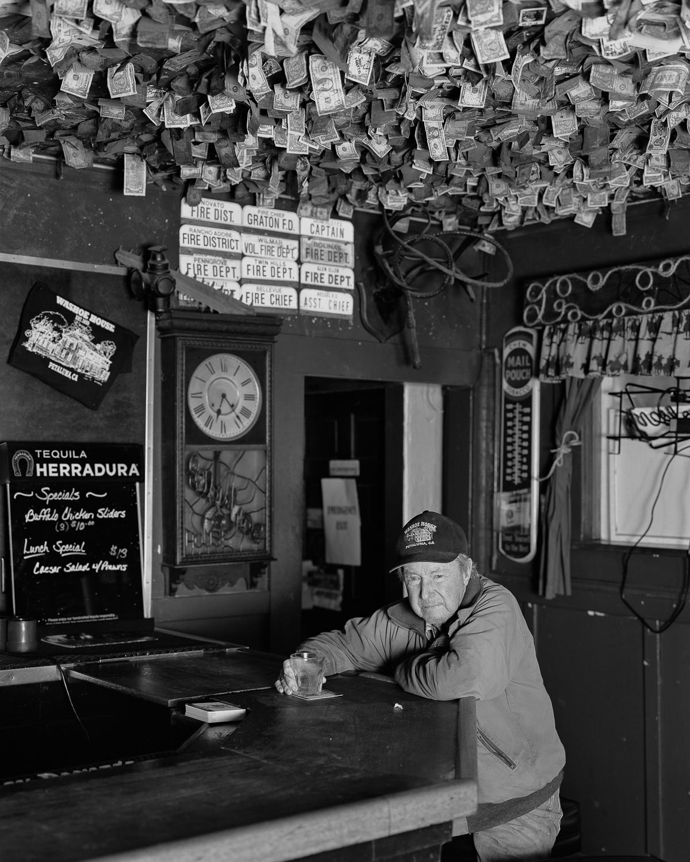 Ronald at the Bar