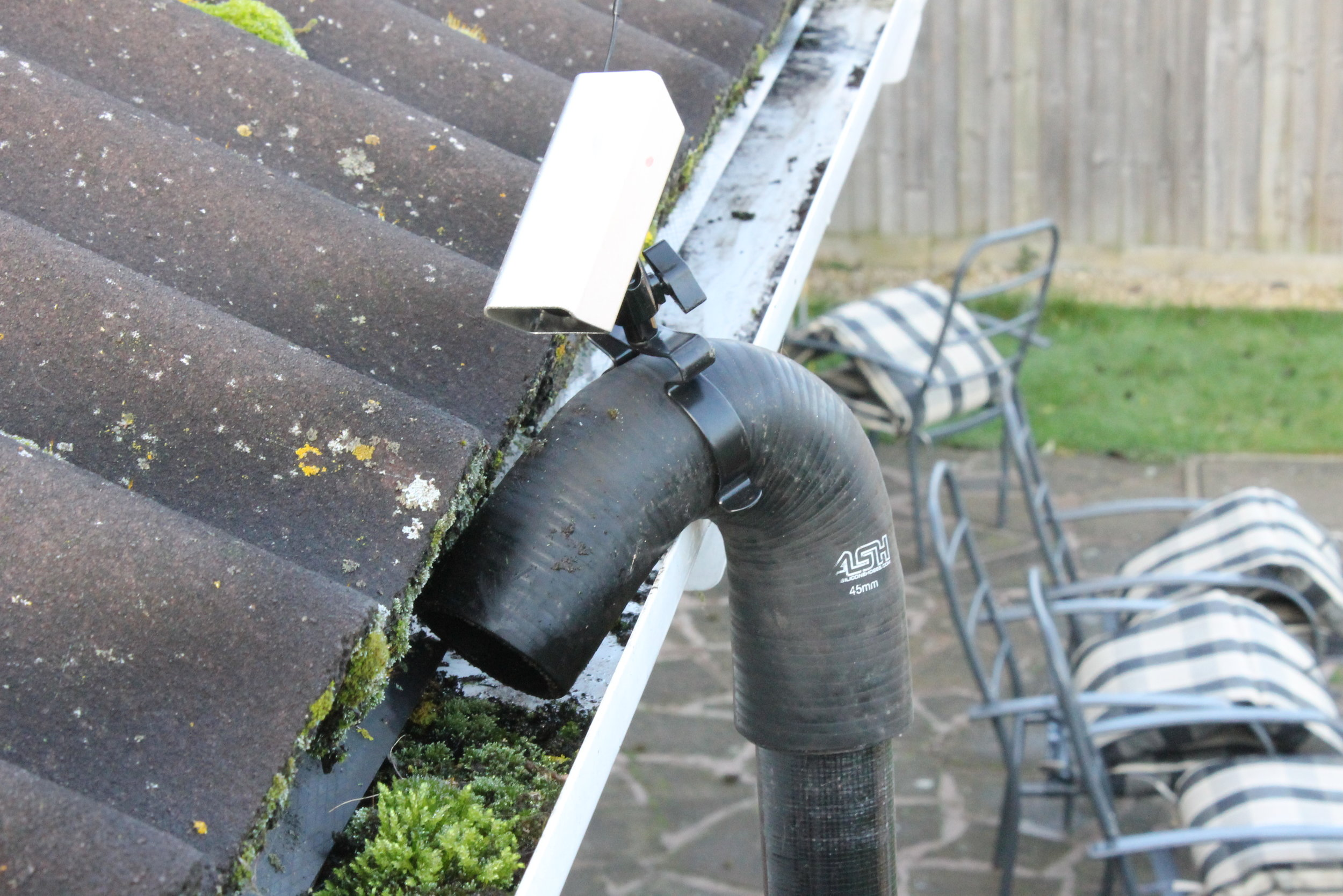 Gutter Cleaning -