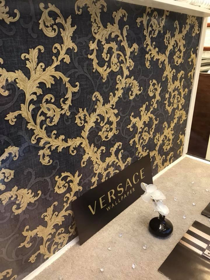 Versace Baroque And Roll Wallpaper Home Decor Hull Limited
