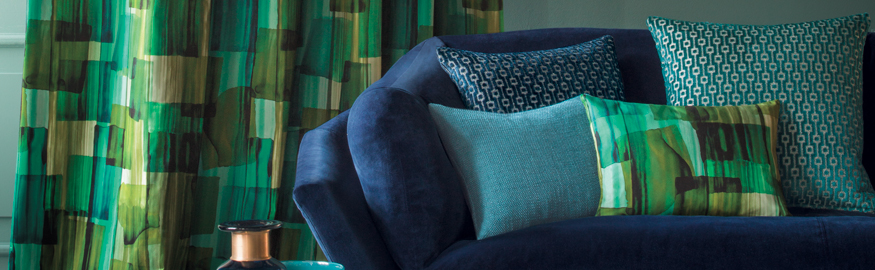 Browse Fabric - Fine fabrics by Casamance